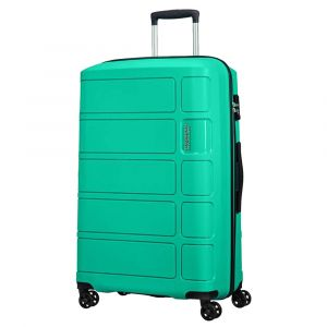 Trolley Grande 77cm 4 Ruote 4,2kg - American Tourister Summer Splash Mint