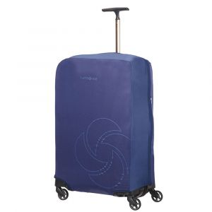 Cover per Valigia M Samsonite Midnight Blue