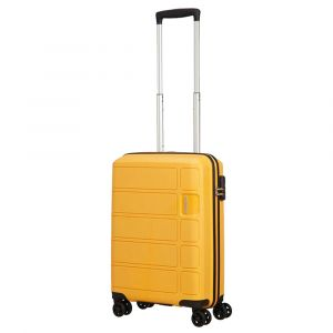 Trolley Cabina 55cm 4 Ruote 2,5kg - American Tourister Summer Splash Honey Yellow