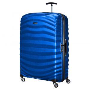 Trolley Grande Rigido 4 Ruote 75 cm - Samsonite Lite-Shock Pacific Blue