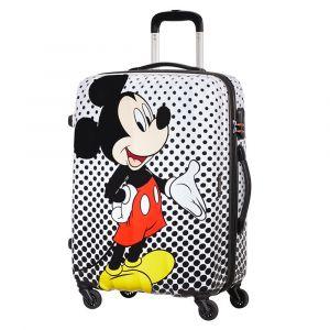 Trolley Medio 65cm 4 Ruote Rigido 3,4 kg - American Tourister Disney Legends Mickey Mouse