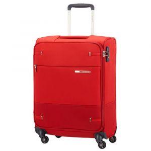 Trolley Cabina Semirigido 4 Ruote 55cm 2kg Samsonite Base Boost Red