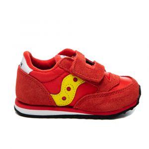 Scarpe Bambino Saucony Baby Jazz HL Red - Yellow