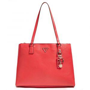 Borsa Donna a Spalla GUESS Linea Becca colore Rosso