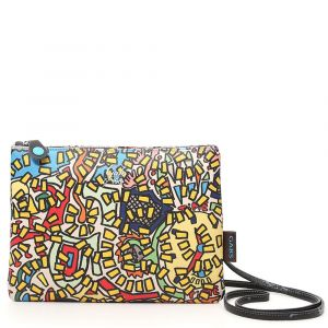 Pochette con Tracolla GABS Beyonce M Studio Stampa Time of Gabs