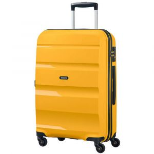 Trolley Medio Rigido 4 Ruote 66cm 3,4kg - American Tourister Bon Air Light Yellow