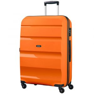 Trolley Grande Rigido 4 Ruote 75cm - American Tourister Bon Air Tangerine Orange