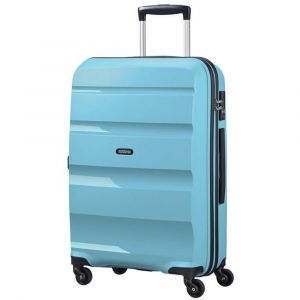 Trolley Medio Rigido 4 Ruote 66cm 3,4kg - American Tourister Bon Air Blue Topaz