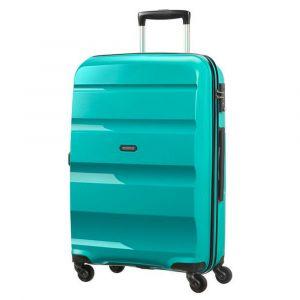 Trolley Medio Rigido 4 Ruote 66cm 3,4kg - American Tourister Bon Air Deep Turquoise