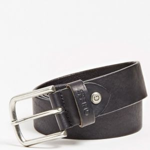 Cintura Uomo in Pelle Nera GUESS - BM7268
