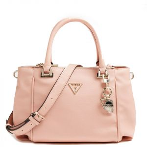 Borsa Donna Piccola a Mano GUESS linea Destiny colore Blush