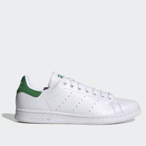 Scarpe ADIDAS Sneakers linea Stan Smith colore Bianco e Verde
