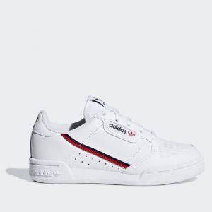 Scarpe Bambino ADIDAS Sneakers linea Continental 80 colore Bianco