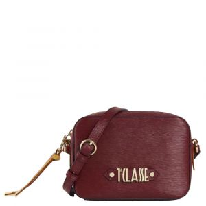 Borsa Donna Piccola a Tracolla 1A Classe Alviero Martini Winter Smile Bordeaux GN41