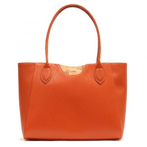 Borsa Donna Shopper 1A Classe Alviero Martini Linea Geo Waves Color Cognac GP02
