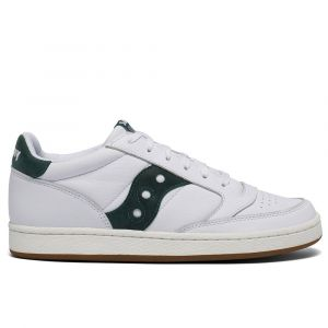 Scarpe Uomo Saucony Sneakers Jazz Court White - Green