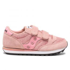 Scarpe Bambina Saucony Sneakers Double HL Kids Pink Metallic
