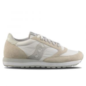 Scarpe Uomo Saucony Sneakers Jazz Original Bianco - Grigio