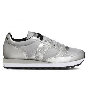 Scarpe Donna Saucony Sneakers Jazz Original Silver