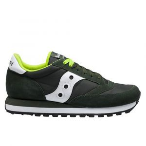 Scarpe Uomo Saucony Sneakers Jazz Original Dark Green
