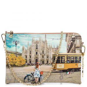 Borsa Donna Y NOT Pochette con Tracolla L-303 Fashion Tram