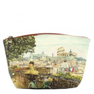 Beauty Case Medio Y NOT L-309 Roman Holiday