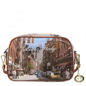 Borsa Donna Y NOT a Tracolla L-310 Little Italy