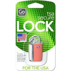 Lucchetto TSA a chiave per Valigie e Trolley - Design Go Secure Lock
