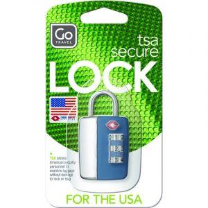 Lucchetto TSA con Combinazione per Valigia - Design Go Secure Lock