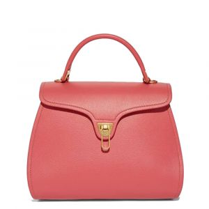 Borsa Donna a Mano COCCINELLE in Pelle linea Marvin Mini colore Bouganville