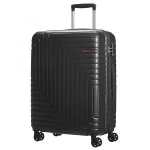 Trolley Medio 67cm 4 Ruote Leggero 3,3kg American Tourister Mighty Maze Black