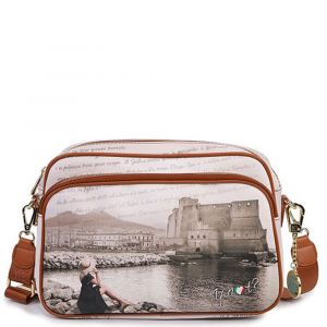 Borsa Donna a Tracolla Y NOT Napoli Castel YES-331