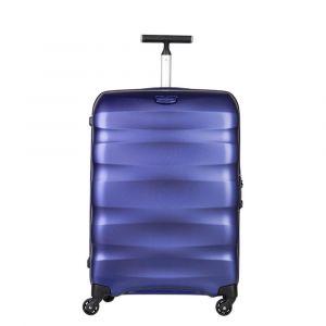 Trolley Medio 69cm 4 Ruote Leggero 3,2kg  - Samsonite Engenero Oxford Blue