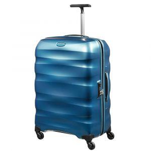 Trolley Grande 75cm 4 Ruote Leggero 3,4kg  - Samsonite Engenero Cielo Blu