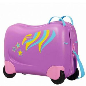 Trolley Cabina Cavalcabile da Bambini - Samsonite Dream Rider Pony