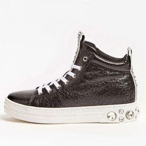 Scarpe Donna GUESS Sneakers Alte Colore Nero Linea Remmy