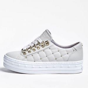 Scarpe Donna GUESS Sneakers Bianche Linea Belma