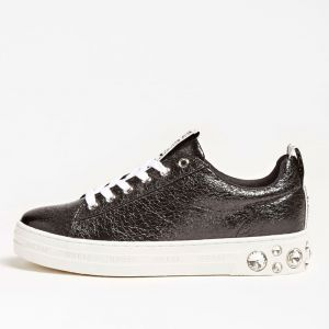 Scarpe Donna GUESS Sneakers Nere Linea Riviet