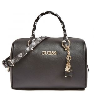 Borsa Donna a Mano a Bauletto GUESS linea South Bay colore Nero
