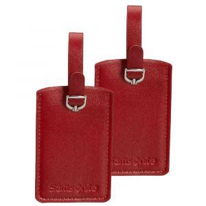 Accessori da Viaggio Samsonite - Porta Indirizzo colore Rosso