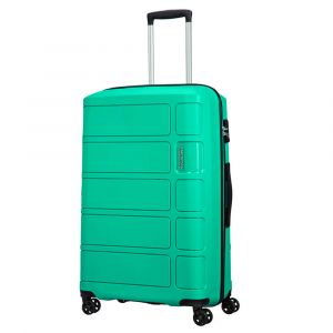 Trolley Medio 67cm 4 Ruote 3,2kg - American Tourister Summer Splash Mint