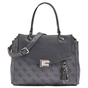 Borsa Donna a Mano GUESS linea Valy colore Coal