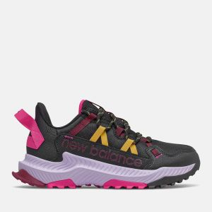 Scarpe Donna NEW BALANCE Sneakers Running Shando colore Black e Pink