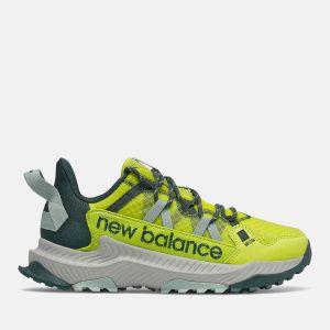 Scarpe Donna NEW BALANCE Sneakers Running Shando colore Sulphur Yellow e Trek