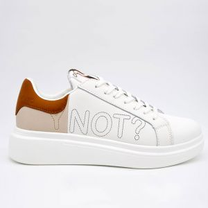 Scarpe Donna Y Not Sneakers Colore White - Beige