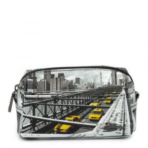 Beauty Piccolo con Zip Y NOT YES-301 New York Brooklyn Bridge