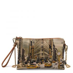 Borsa Donna Y NOT Pochette con Tracolla YES-303 New York Fifth Avenue