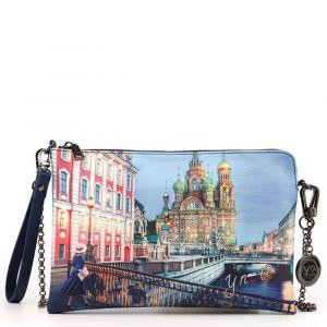 Borsa Donna Y NOT Pochette con Tracolla YES-303 Saint Petersburg
