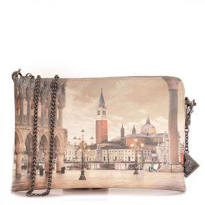 Borsa Donna Y NOT Pochette con Tracolla YES-303 Venezia San Marco