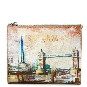 Beauty con Zip Y NOT stampa London Shard YES-305